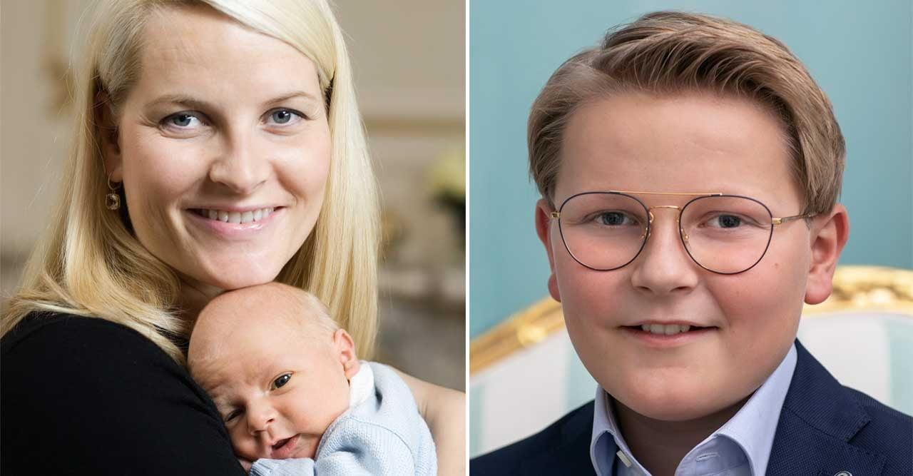 Mette-Marits lillprins har blivit stor – se nya födelsedagsbilderna!