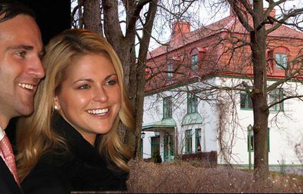 Madeleine har hittat sitt drömhem - Villa Parkudden