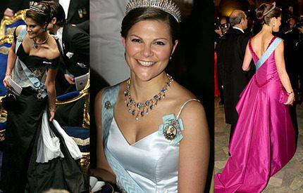 Rösta på kronprinsessan Victorias snyggaste Nobelklänning!