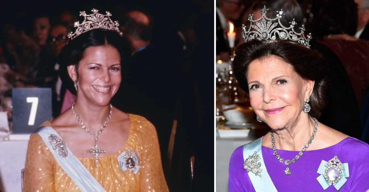 Drottning Silvia Nobel