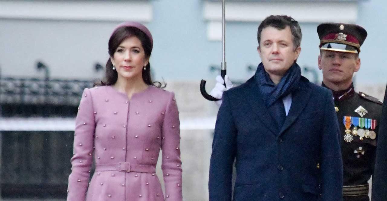 Kronprinsessan Marys äkta Jackie Kennedy-stil på statsbesöket
