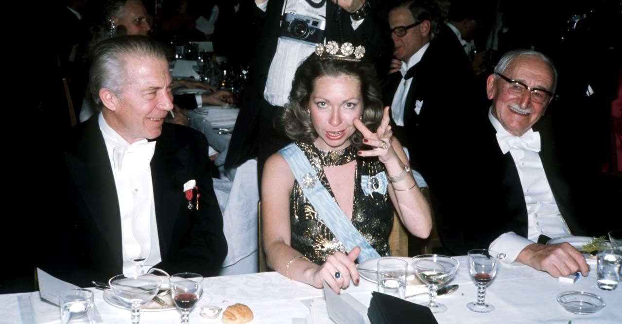 10 Nobelklänningar prinsessan Christina burit som vi aldrig glömmer!