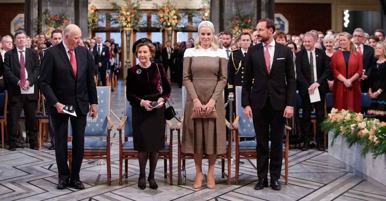 Nu har Nobelfesten startat i Norge!