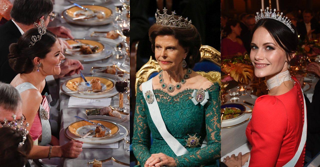 Snackisar Nobelfesten