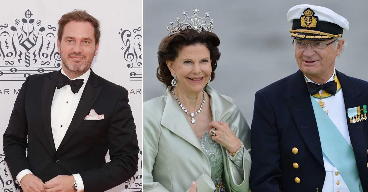 Nya uppgifter: Chris O'Neill kommer på drottningens 75-årsfest