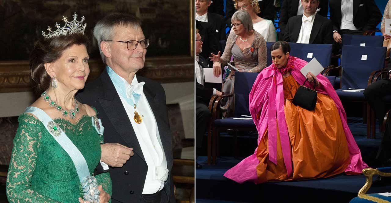 Sara Danius Nobelfesten