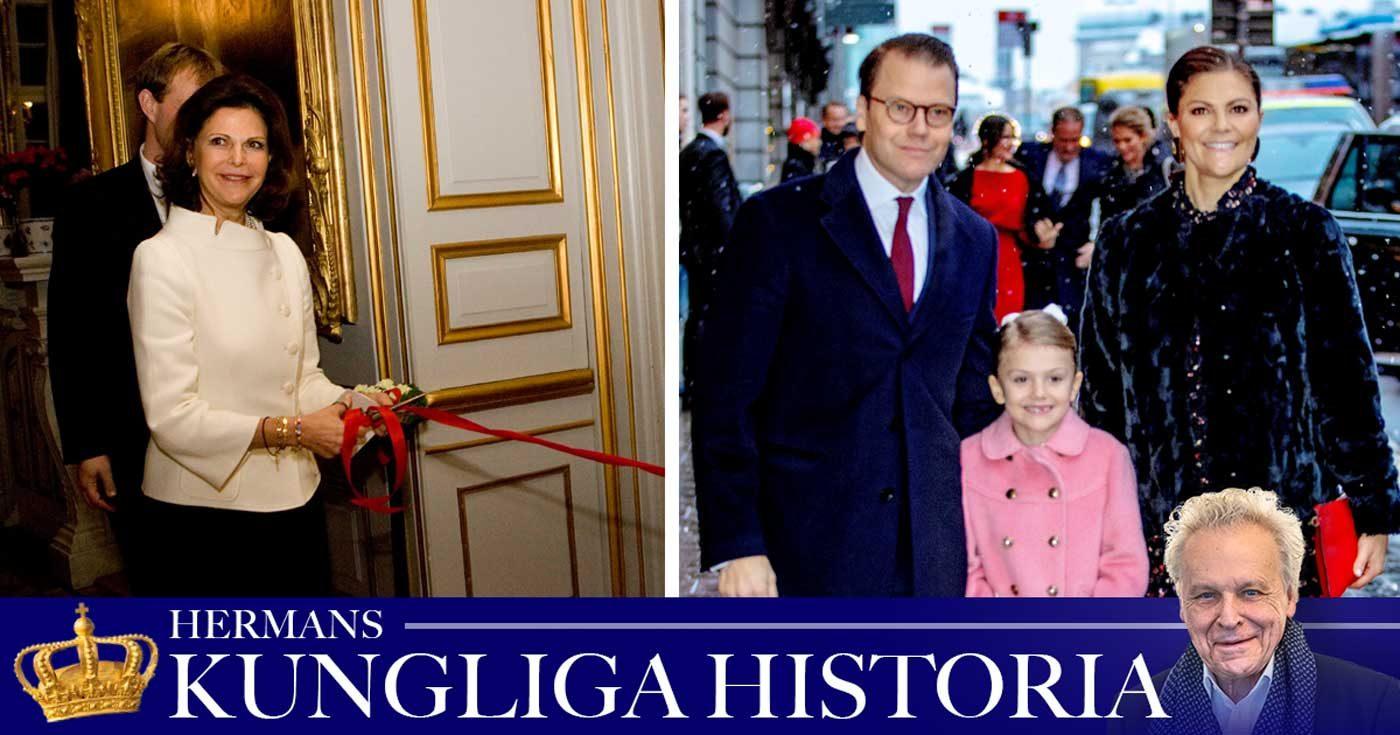 """Herman Lindqvist: """"Så firar de jul i kungafamiljen"""""""