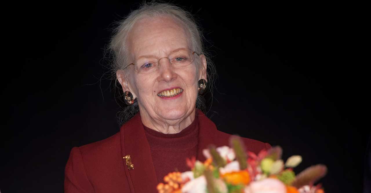 drottning Margrethe