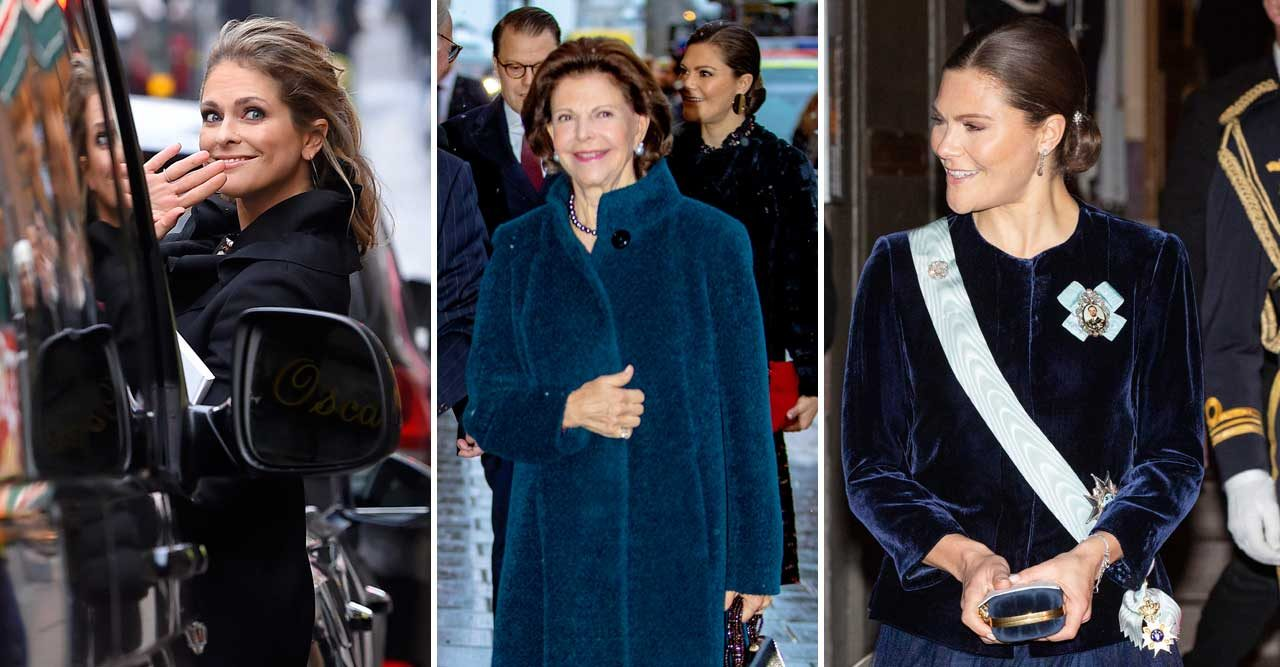 kronprinsessan victoria prinsessan madeleine drottning silvia