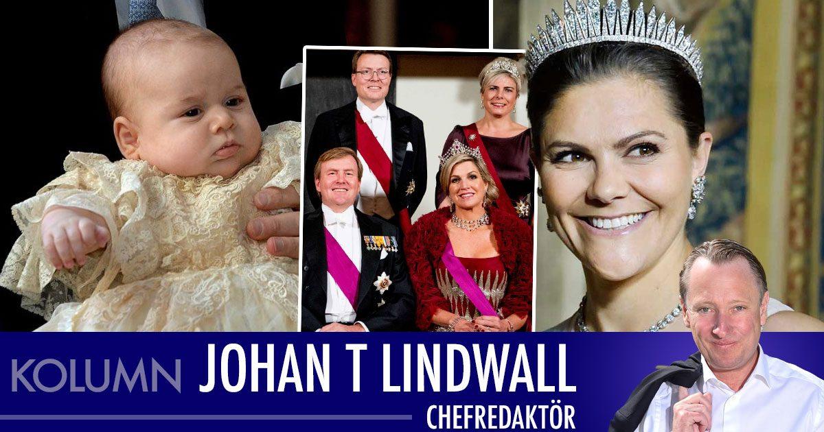 Johan T Lindwalls exklusiva analys: Så blir kungliga superåret 2019