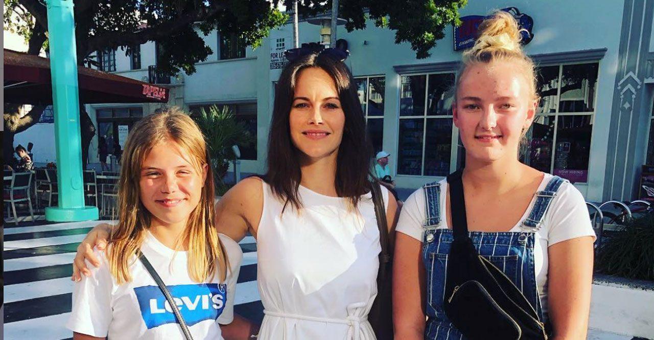 Emma, 10, om oväntade mötet med prinsessan Sofia