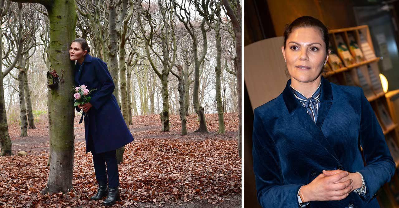 Kronprinsessan Victoria åker ensam till Förenade Arabemiraten