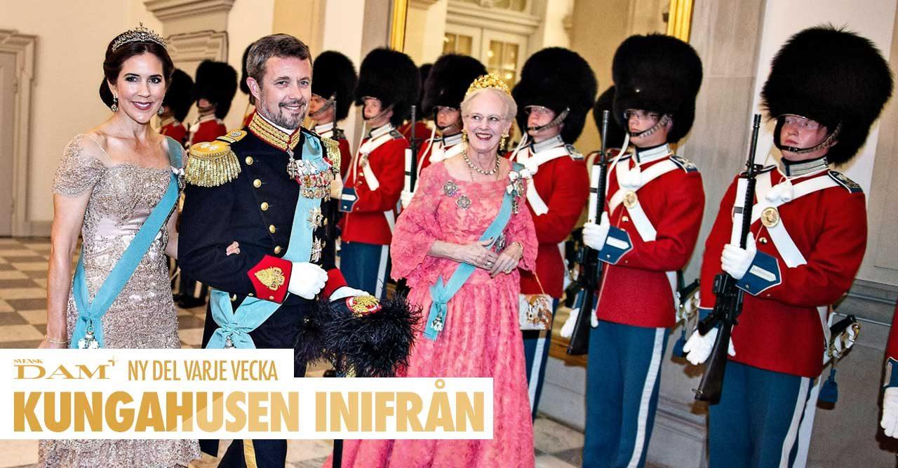 kronprinsessan mary drottning margrethe