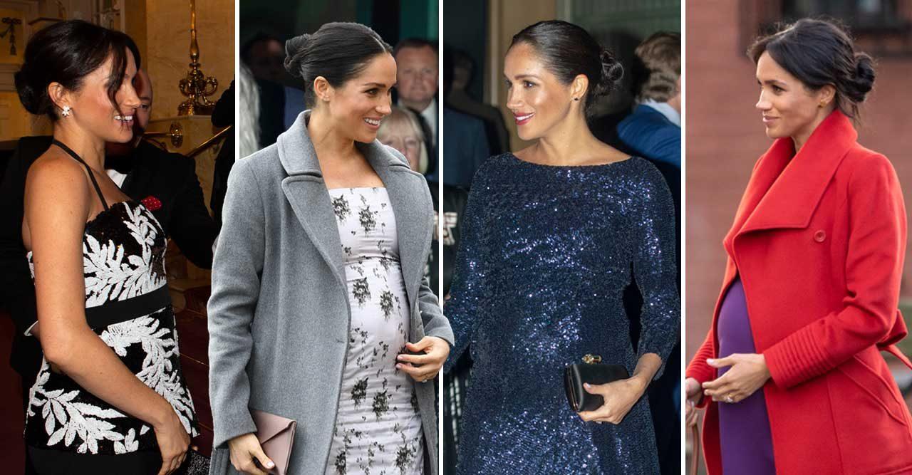 Allt vi vet om Meghans förlossning, graviditet och baby!