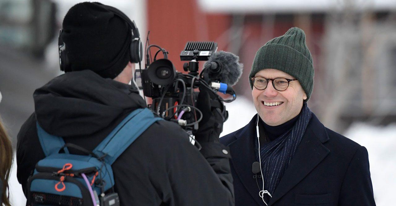 Prins Daniel vintern 2019