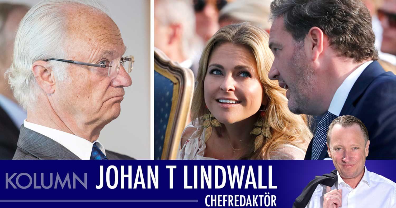 Johan T Lindwall: Smart drag av kungen att dela ut så många titlar