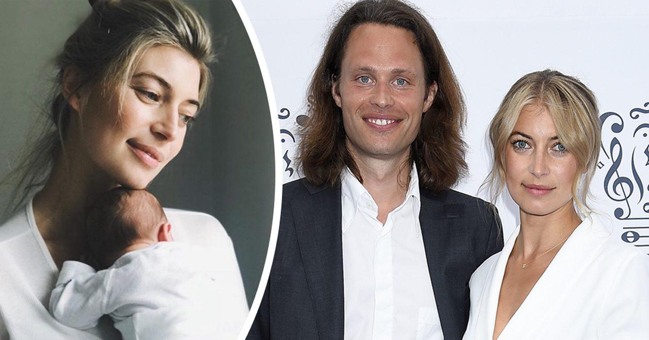 Fredrik von der Esch har blivit pappa!