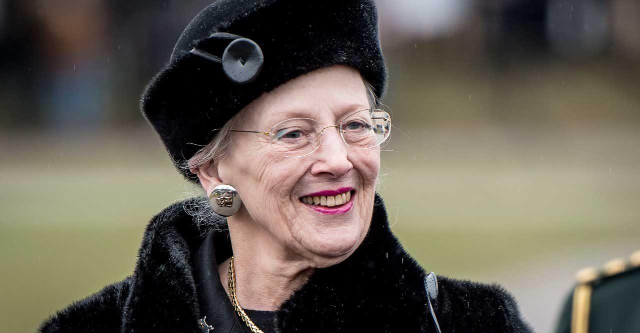 Margrethe hedrade Henrik på sitt alldeles speciella vis