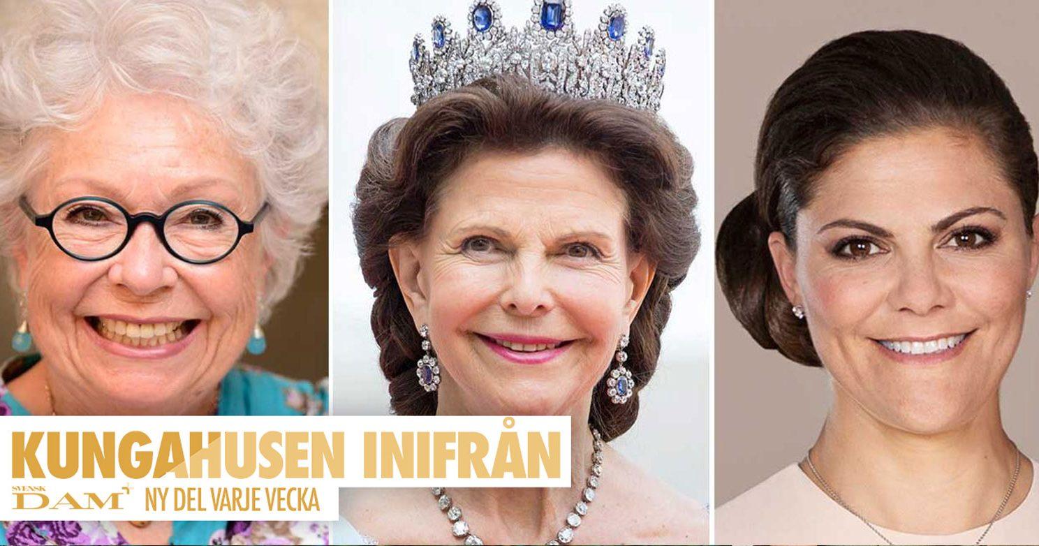 Power-drottningarna! 8 kungligheter som gör skillnad