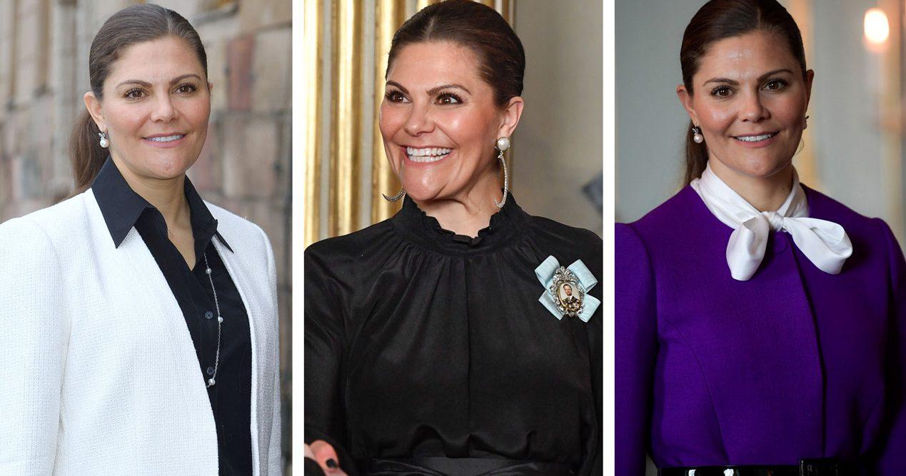 Kronprinsessan Victorias outfits