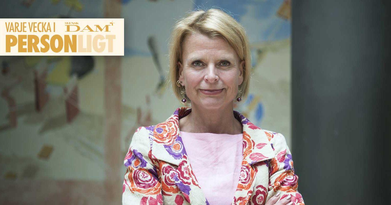 """Åsa Regnér: """"Imponeras av Victoria och Silvia"""""""