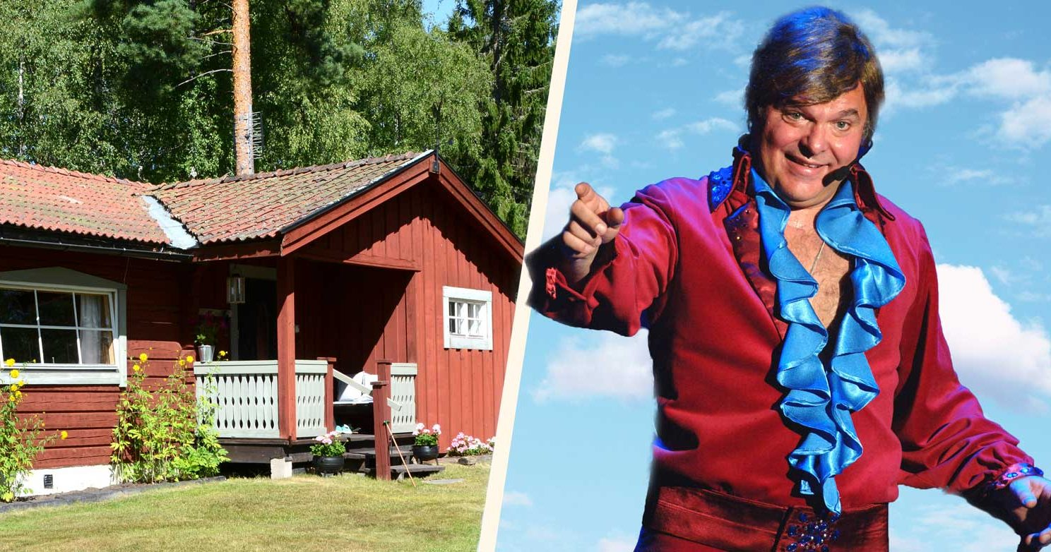 Svenska sommaridyllen där Janne Åström laddar sina batterier