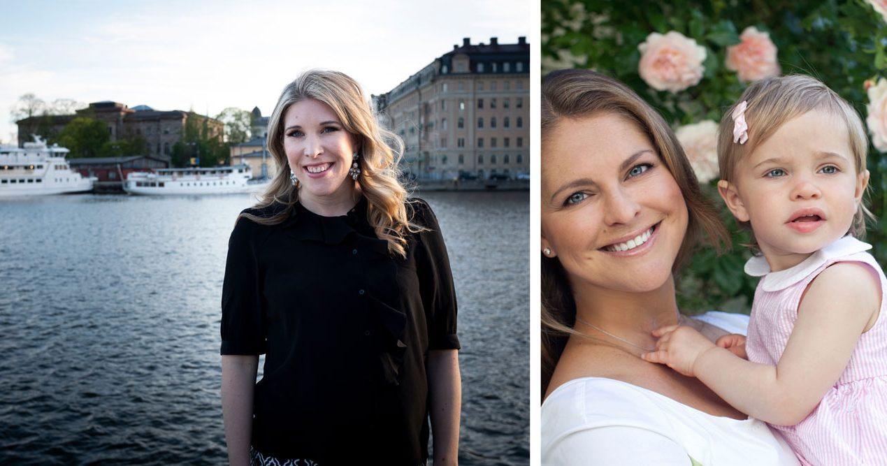 Barnklädesexperten Johanna Engberg