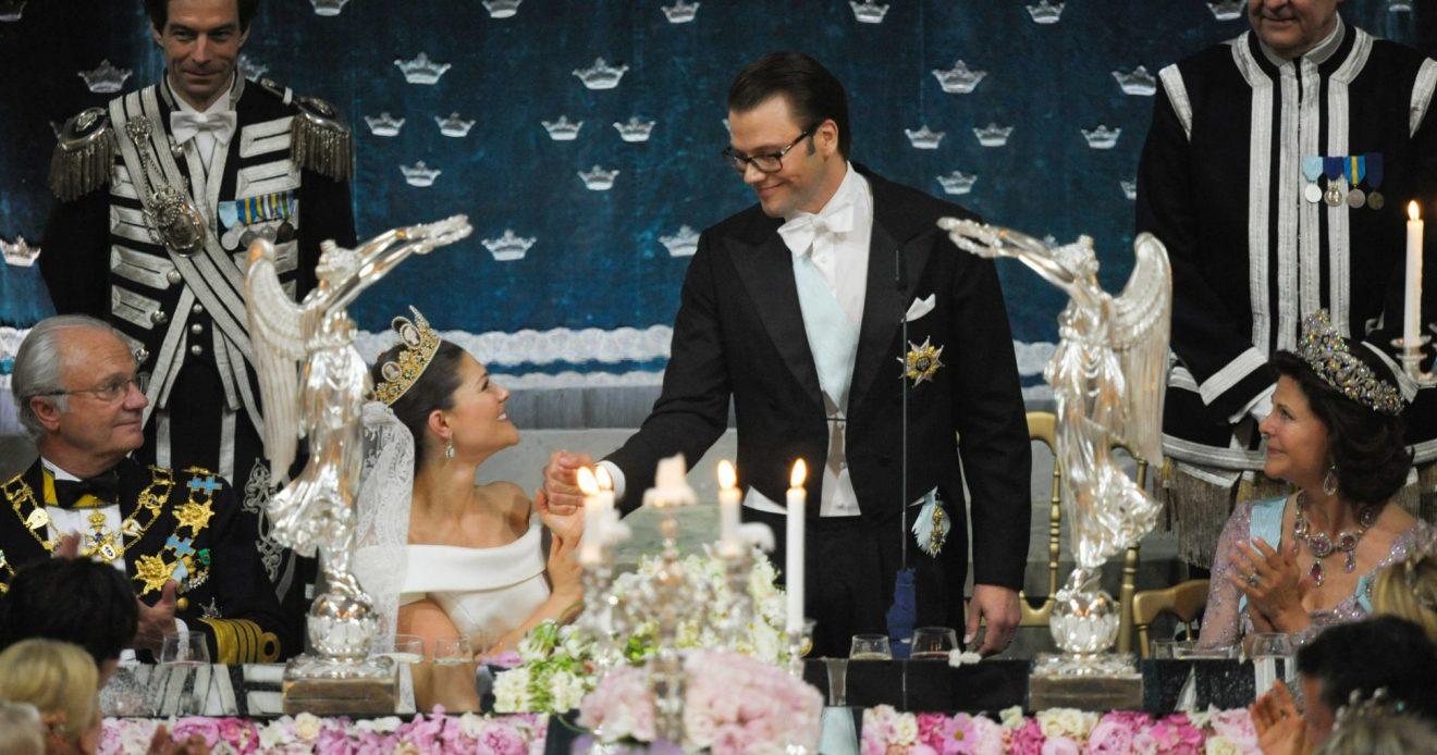 Läs prins Daniels bröllopstal till Victoria – ord för ord!