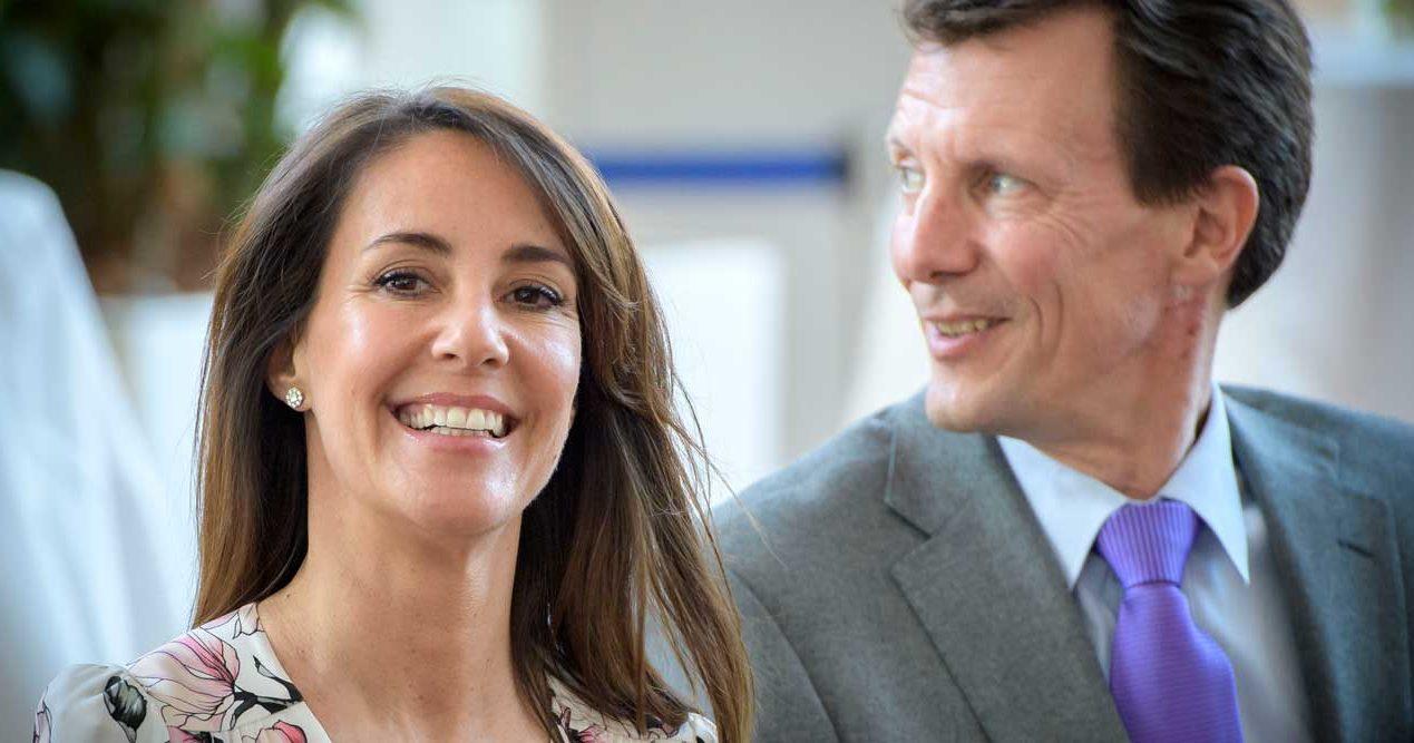 prins Joachim prinsessan Marie