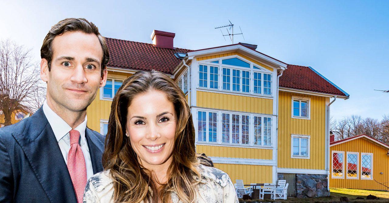 jonas bergström staphanie bergström prinsessan madeleine hus