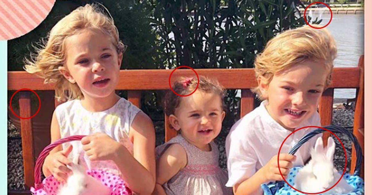 5 söta detaljer i Madeleines nya bilder på Leonore, Nicolas & Adrienne