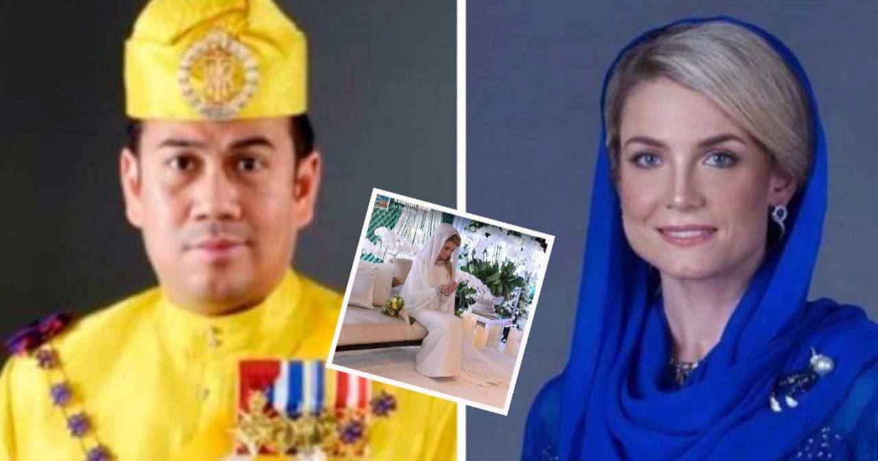 louise malaysia prins bröllop