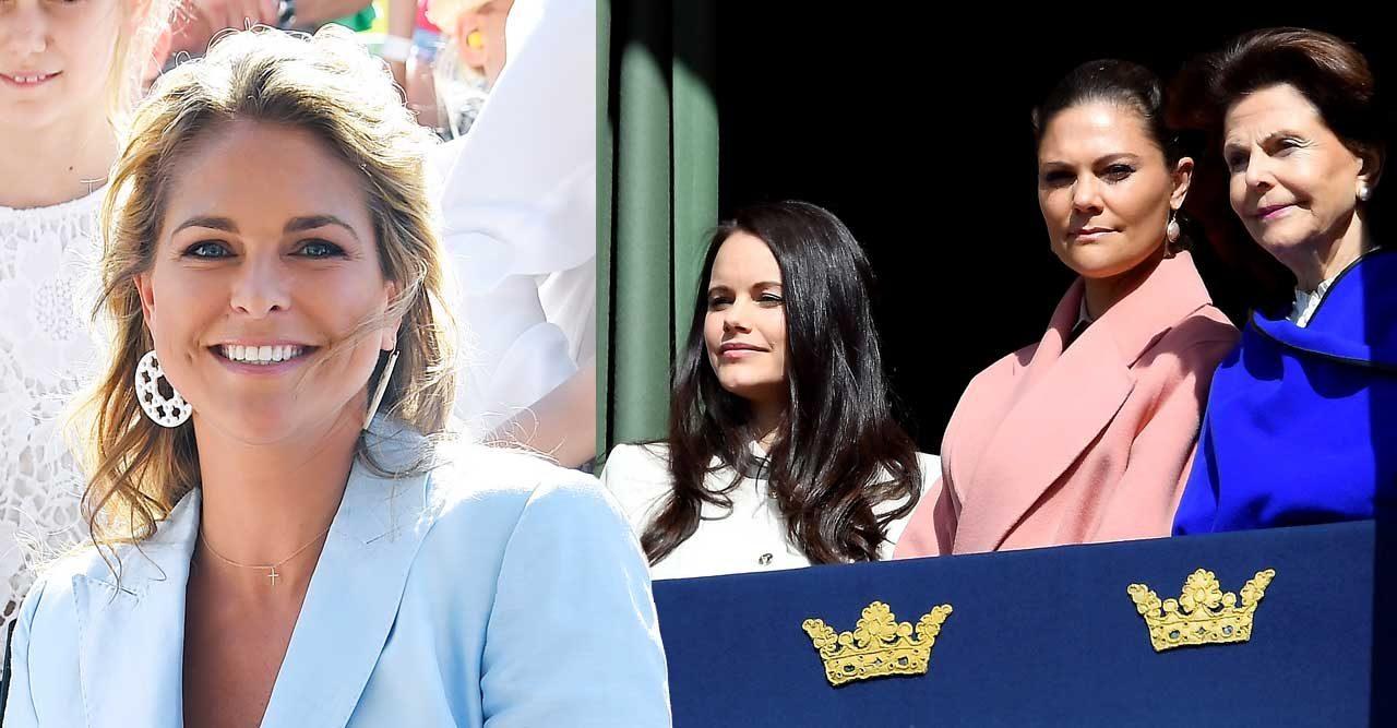 Hovet: Därför missar prinsessan Madeleine stora firandet på slottet
