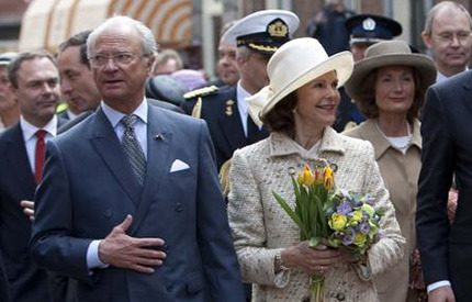 Vad sysslar kungafamiljen egentligen med...?