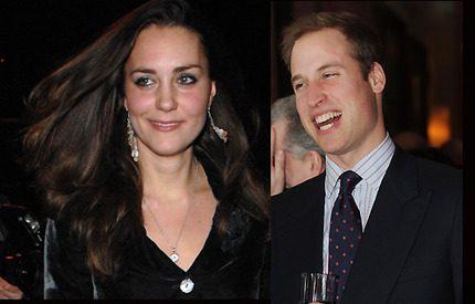 Kate firade födelsedagen <br>med prins William och drottning Elizabeth