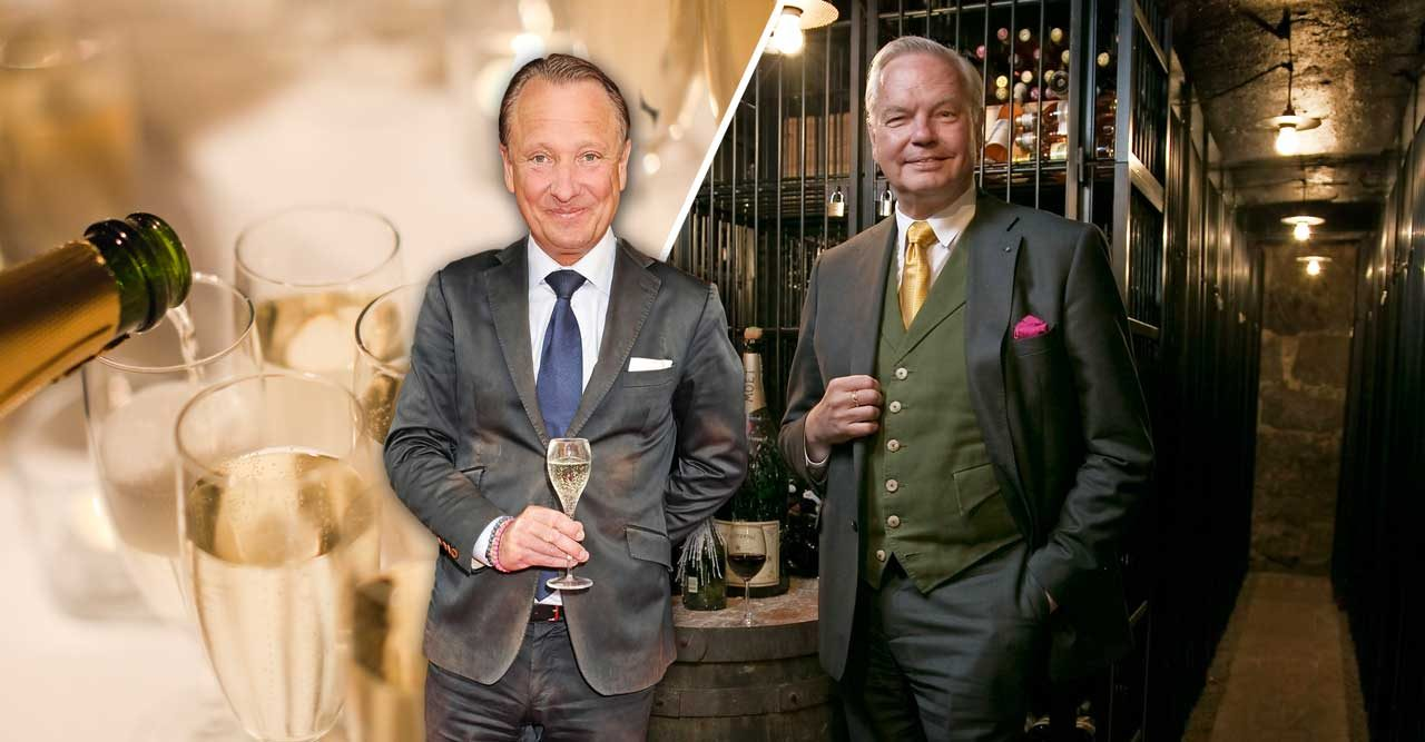 Skynda för att få plats! Prova vin med Carl Jan & Johan T Lindwall