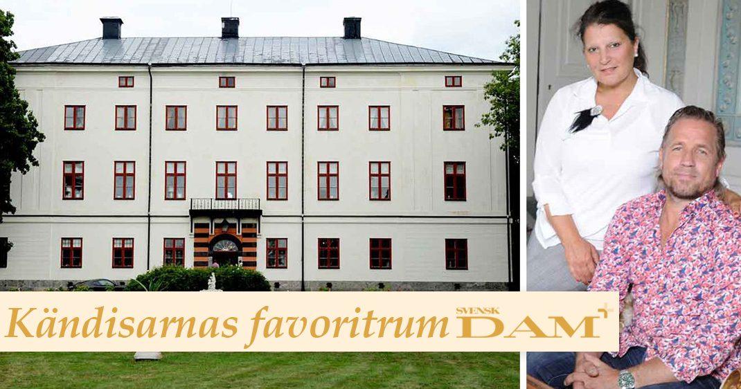 Husby Säteri – se exklusiva bilder inifrån slottet