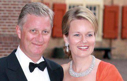 Grattis! Philippe och Mathilde firar 10-årig bröllopsdag