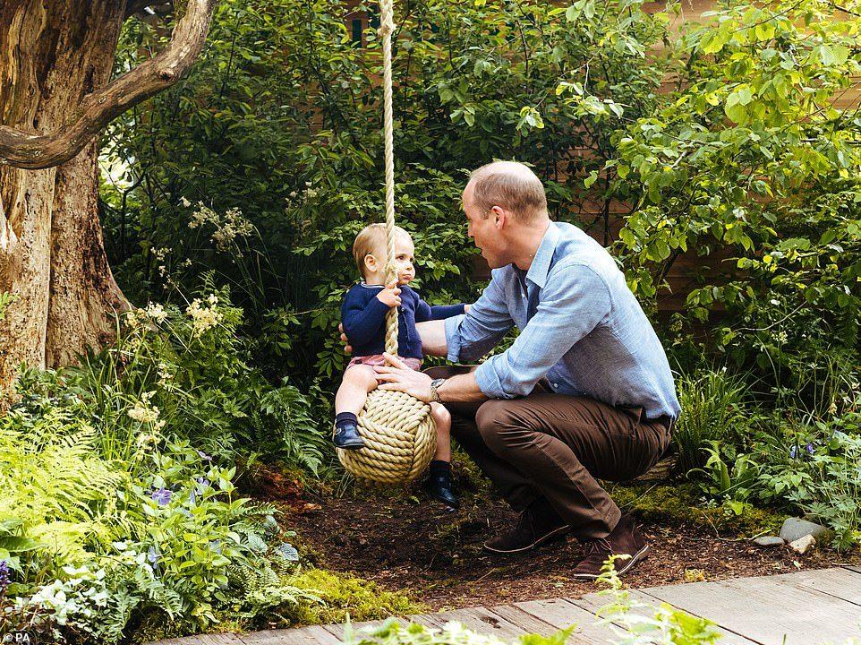 Drick te med prins William!