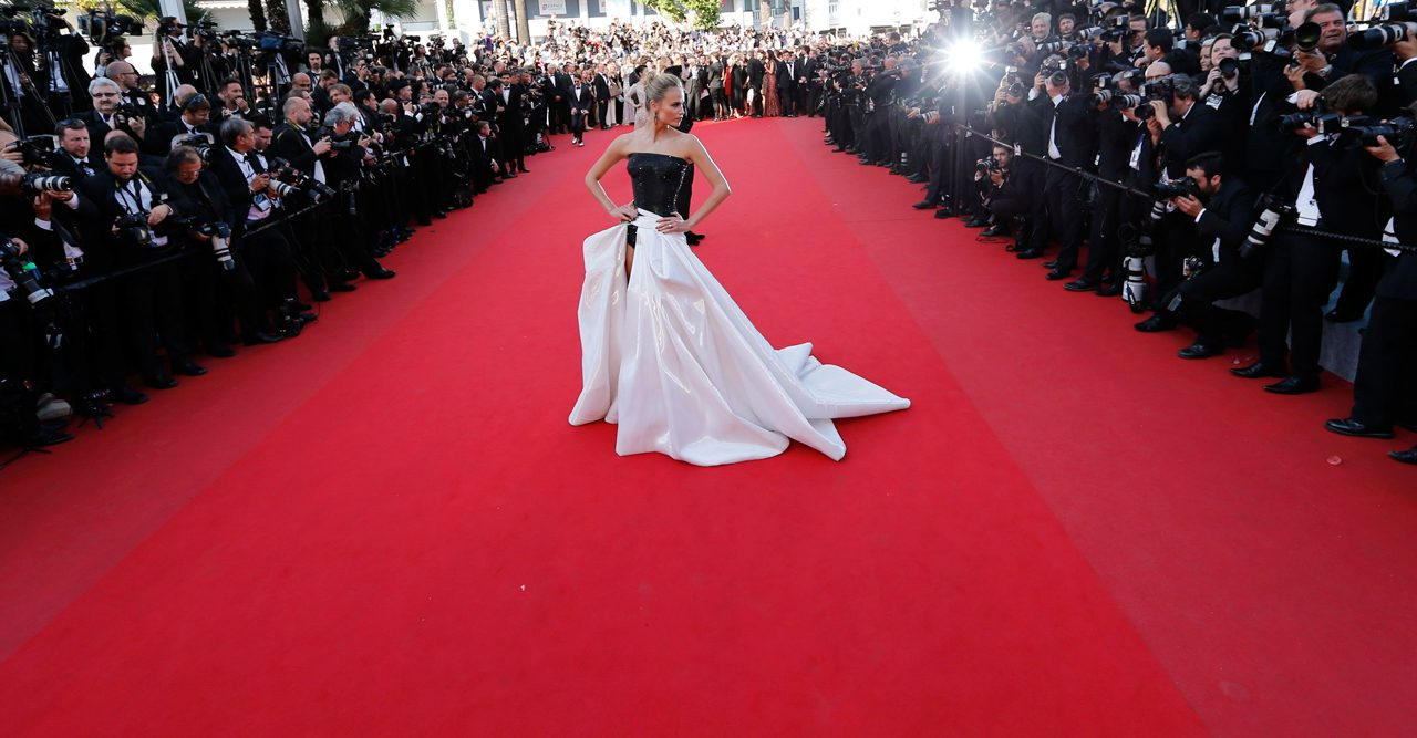9 vackraste klänningarna på Cannes filmfestival
