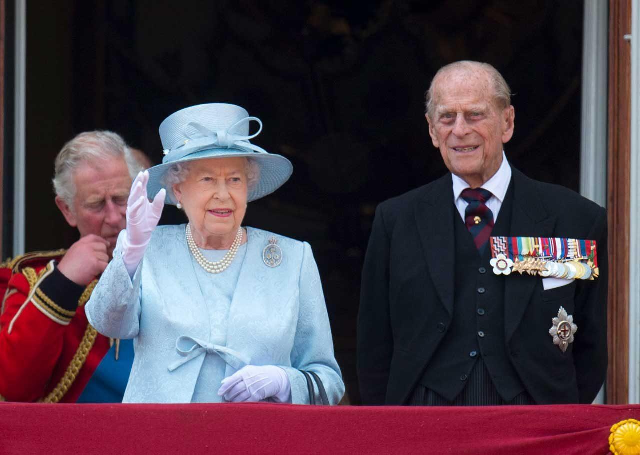 Drottning Elizabeth öppnade Parlamentet