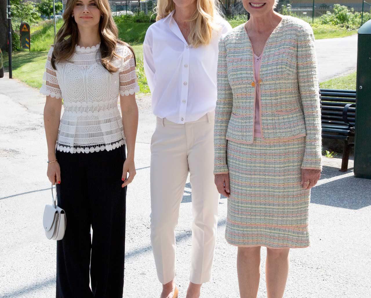 Drottning Sofia besökte Menorca