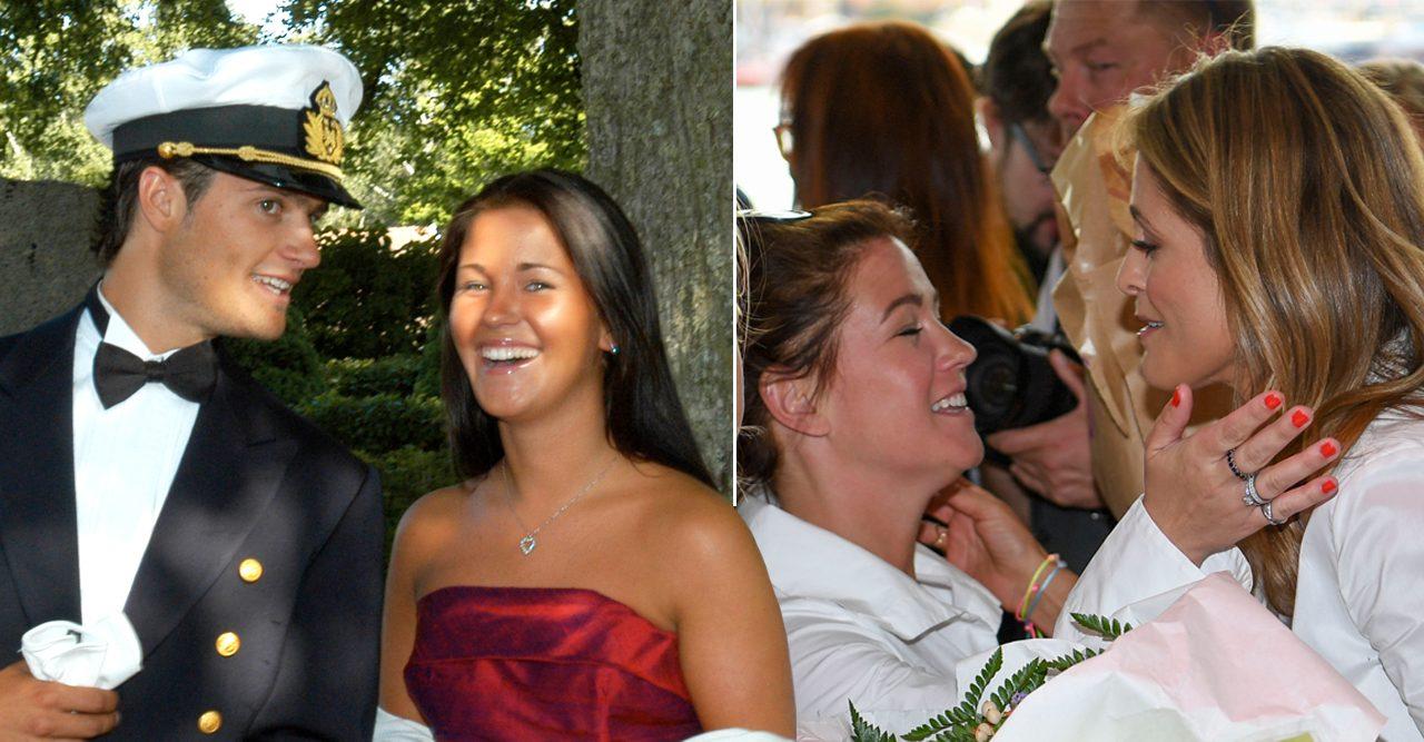 Madeleines nära relation till Carl Philips exflickvän Emma Pernald
