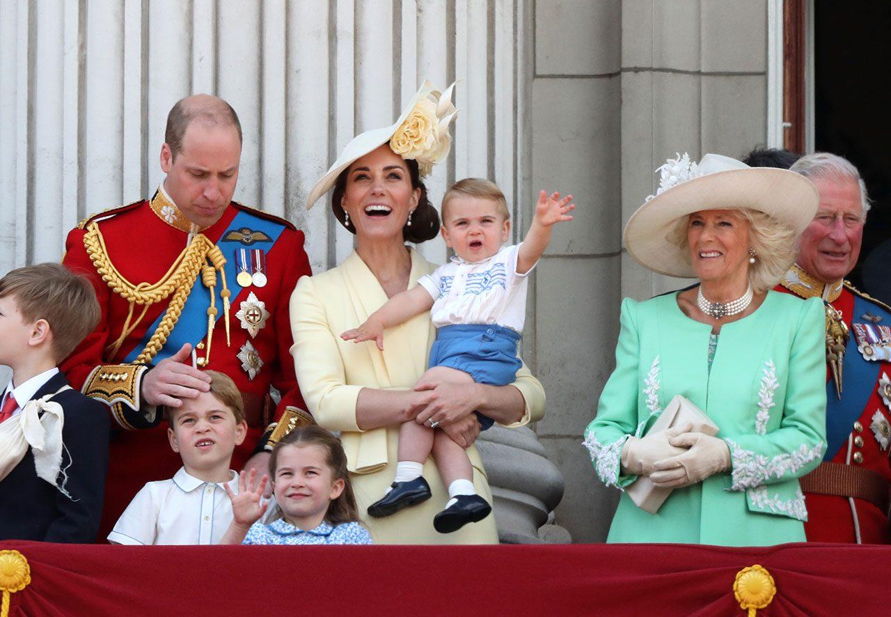 Prins Louis vinkar
