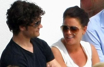 Carl Philip och Emma tillsammans igen ...