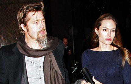 Brad Pitt och Angelina Jolie separerar