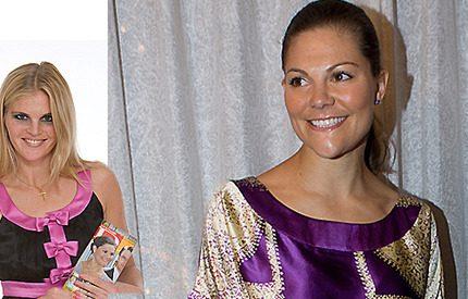 Kungliga modebloggaren Lotta tipsar: Rea på prinsessornas kläder