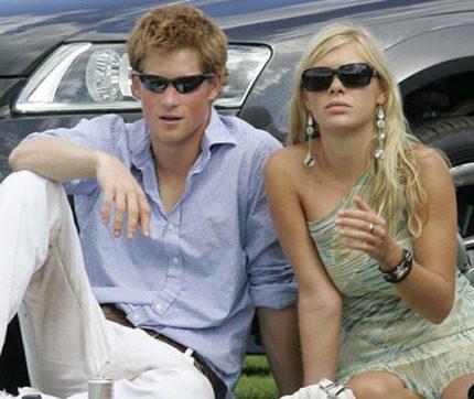 Prins Harrys kärleksmail till Chelsy avslöjade