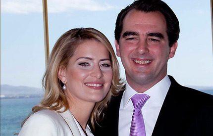 Exklusivt! <br>Svensk Damtidning träffade prins Nikolaos och Tatiana
