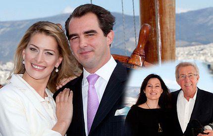 Prins Nikolaos och Tatiana toppar veckans innelista